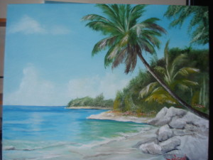 Collection of: Lynn & Glenn Larson, Siesta Key, Florida - St Lucia Island