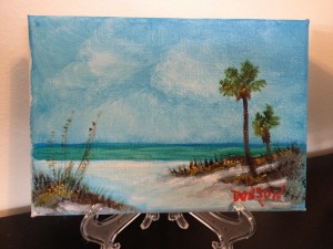 "Private Collection Of: Stephanie Salustro Jacksonville, Florida ""Siesta Beach"" #15214"