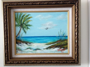 "Private Collection of: Amanda & Jeff Uehora Uniontown, Pa ""Nothing Like The Beach"""