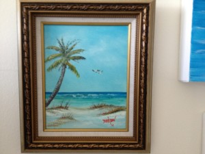":Private Collection of Amanda & Jeff Uehora Uniontown, Pa ""At The Beach"""