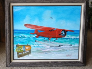 Collection of: Lynn & Glenn Larson, Siesta Key, Florida - 1939 Cessna Siesta Key Air Service