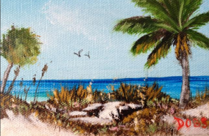 Private Collection Of: Sara Street Lakewood Ranch, Florida 4x6 - Miniature