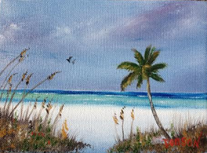 Private Collection Of: Lindsey Helm & Lindsey England Springfield, Illinois #120215 Siesta Paradise - $40 5x7