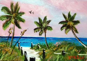 Private Collection Of: Chris Erickson Rockford, Illinois Siesta Key Beach #122715 - $40.00 5x7