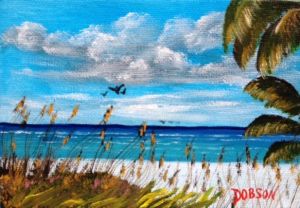 "Private Collection Of: Rob & Samantha Boutilier Amherst, Ma. ""Siesta Key Paradise"" #125215 - $40 5x7"