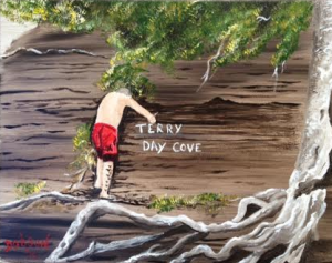 "Private Collection Of: Jan Day ""Terry Day Cove"" Sarasota, Florida ""Terry #131015 - $125 11x14"