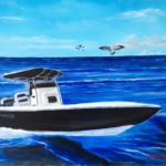 art_-_143016_-_shearwater_boat_-_16x20