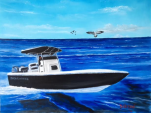 Private Collection Of: GT Marine Sarasota, Florida #143016 $250 16x20