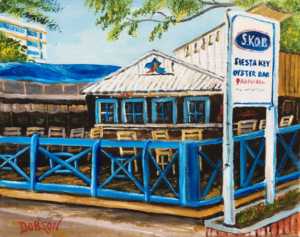 "Private Collection Of: Phyllis Vincent Siesta Key, Florida #152717 $140 8"" x 10"""