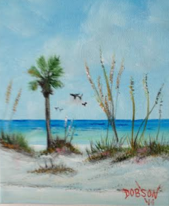 "Private Collection Of: Julie & Jeff Duffin Retford Notts, England, UK ""Siesta Key Beach"" #17214"