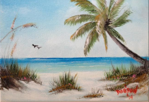 Private Collection Of: Rick & Nancy Gray - Del Ray Beach, Florida Siesta Key Island Beach