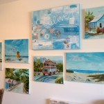 Coastal Living Art For Sale - Gallery Wall