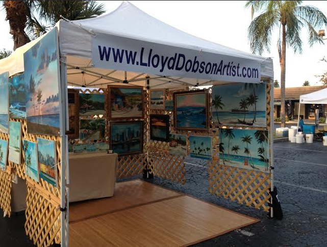 Oil Paintings By Siesta Key Sarasota Artist Lloyd