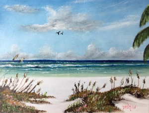 """Siesta Key Beach"" #137616 BUY $95 8x10 - Free Shipping Lower US 48 & Canada"