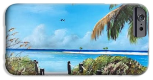 """""""Beach Time On The Key"""" Cell Phone Case BUY"""