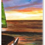 Catamaran On Siesta Key Cell Phone Case   BUY