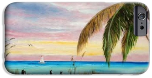 Colors of Siesta Key Cell Phone Case BUY