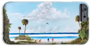 """""""In Paradise"""" Cell Phone Case BUY"""