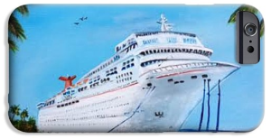 """My Carnival Cruise"" Cell Phone Case BUY $40"