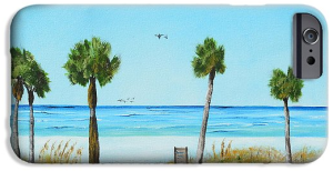 """""""Our Paradise On The Key"""" Cell Phone Case BUY"""