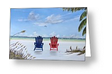 """Our Spot On Siesta Key"" Greeting Card BUY"