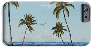 """Paradise Beach"" Cell Phone Case BUY"