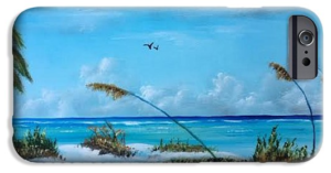 """Sea Grass On The Key"" Cell Phone Case BUY"