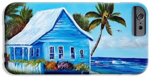 """""""Shanty In Jamaica"""" Cell Phone Case BUY"""