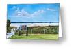 """""""Siesta Key Public Beach"""" Greeting Card BUY"""