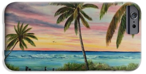 Tropical Paradise Cell Phone Case BUY