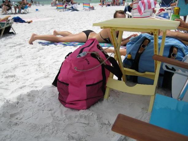Cruise Ship Beach Bags | Lloyd Dobson Artist