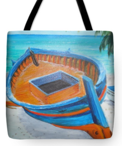 """Abandon Boat"" Tote Bag BUY"