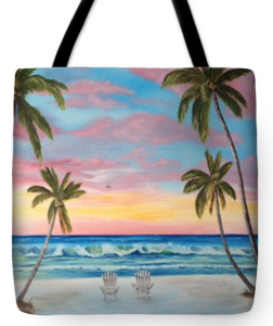 """Living The Dream With My Wife"" Tote Bag BUY"