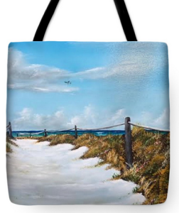 """To The Beach"" Tote Bag - BUY"