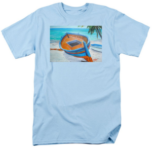 """Abandon Boat"" T Shirt BUY $28"