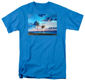 """Another Paradise Sunset"" T Shirt BUY $28"