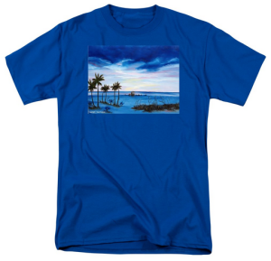 """Colors Of The Gulf"" T Shirt BUY $28"