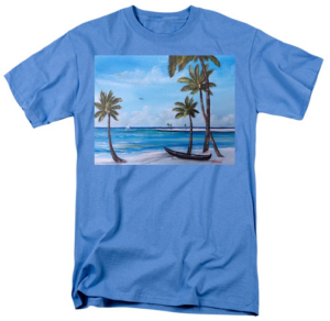"""Island Paradise"" T-Shirt BUY"