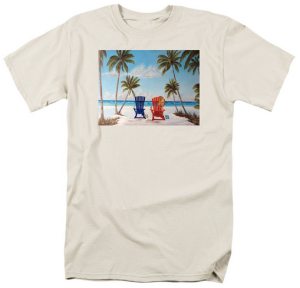 """Living The Dream"" T Shirt BUY $28"