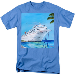 """My Carnival Cruise"" T-Shirt BUY $28"