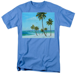 "My Paradise"" T-Shirt BUY"