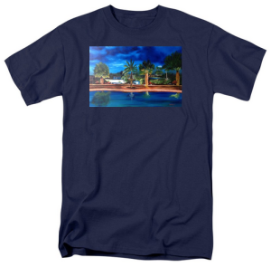"""Our Paradise Retreat"" T Shirt BUY $28"