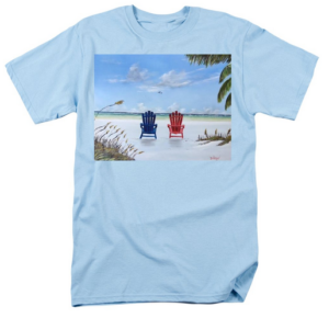 """Our Spot On Siesta Key"" T-Shirt BUY"