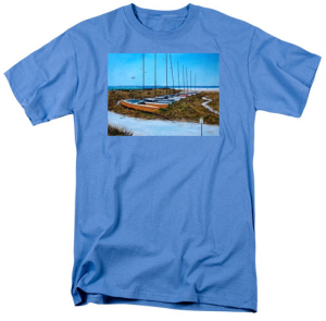 """Siesta Key Access #8 Catamarans"" T Shirt BUY $28"