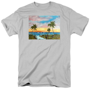 """Siesta Key At Sunset"" T Shirt BUY $28"