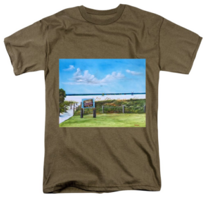 """Siesta Key Public Beach"" T-Shirt BUY"