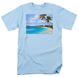 """Somewhere In Paradise"" T Shirt BUY $28"