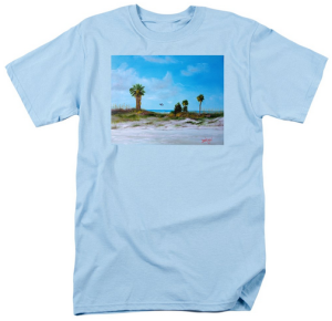 """SunCoast Beach"" T Shirt BUY $28"