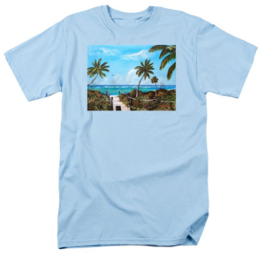 """This Way To Siesta Key Beach"" T Shirt BUY $28"
