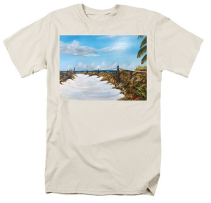 """To The Beach"" T-Shirt BUY"